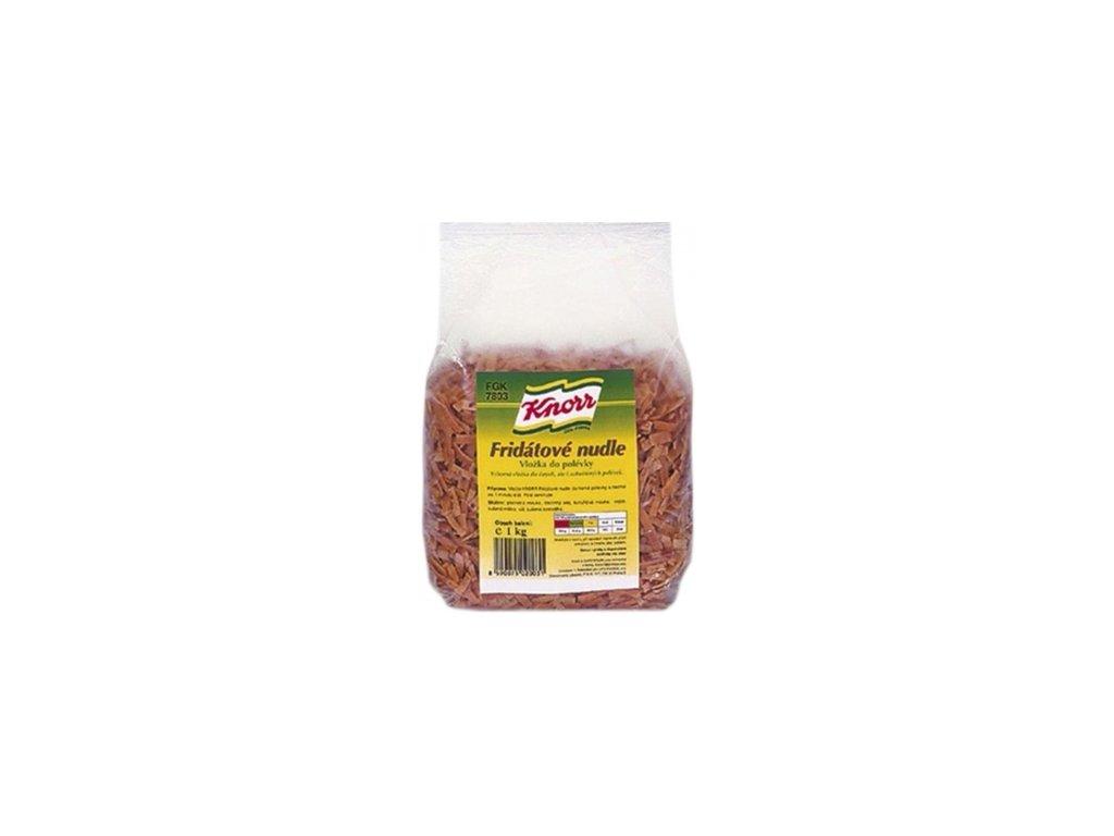 Knorr Fridátové nudle 1 kg