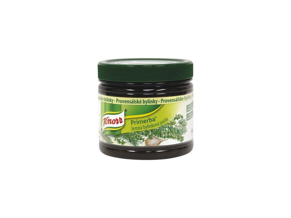 Jemná bylinková pasta Primerba Provensál 0,3 Kg Knorr
