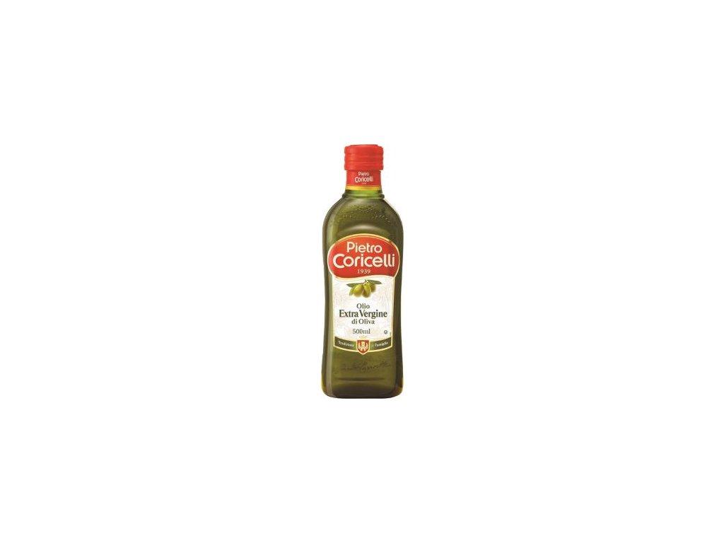 Olivový olej extra panenský  0,5 l Pietro Coricelli