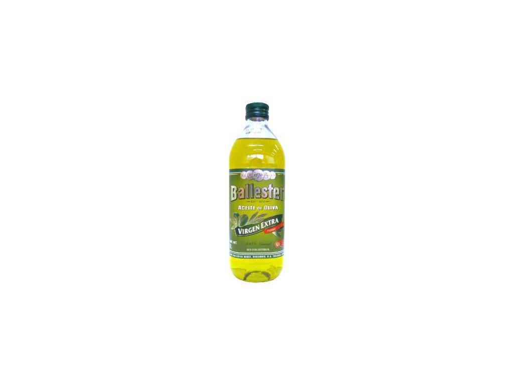 Olivový olej extra panenský  1 l Ballester