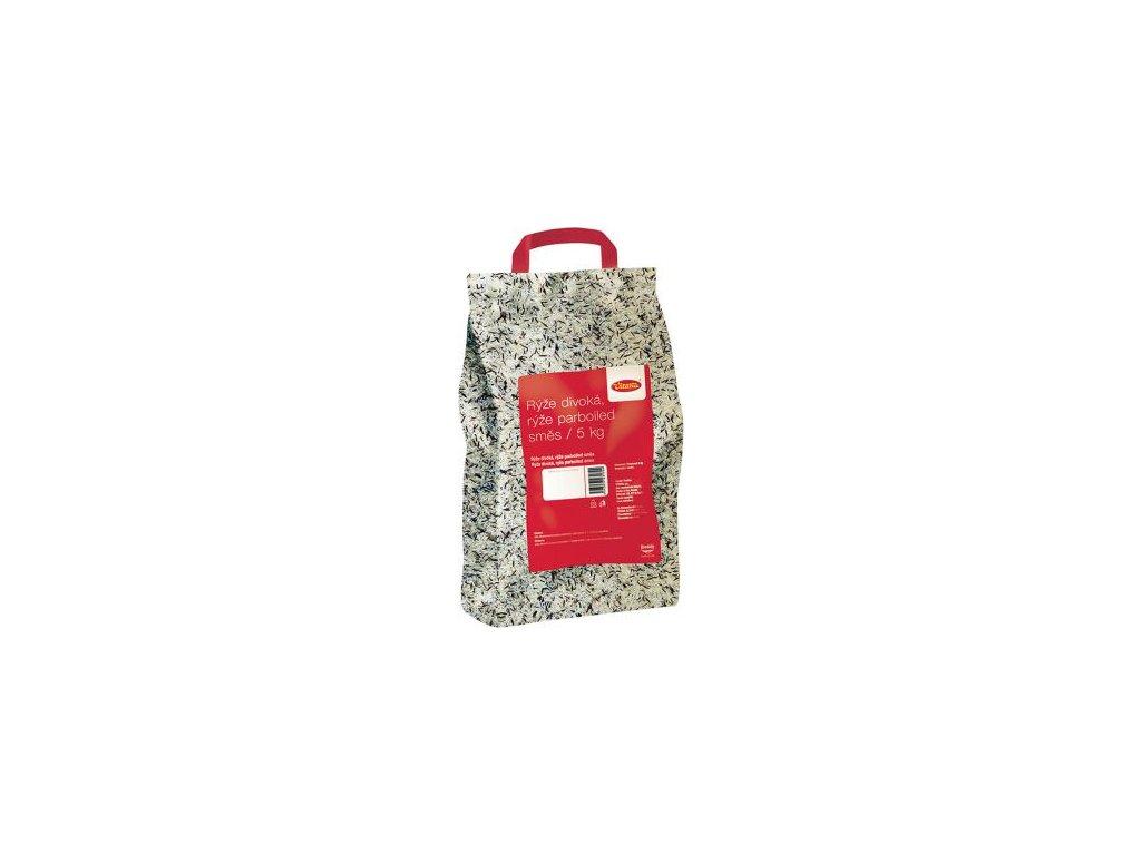 Rýže parboiled divoká 5 Kg Vitana