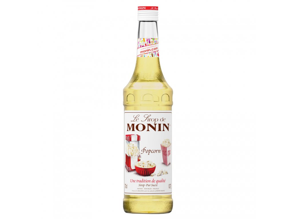 Monin Sweet Popcorn 0,7