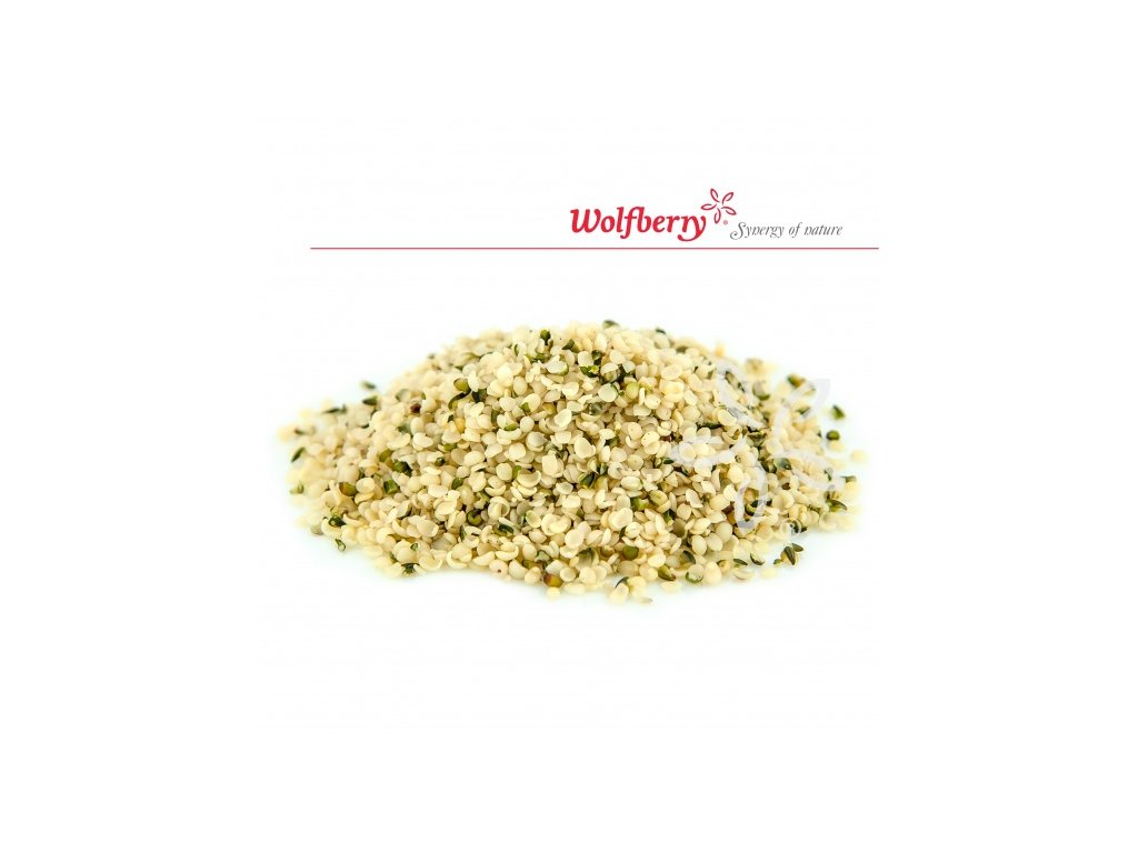 BIO Konopné semínko loupané 30Kg Wolfberry