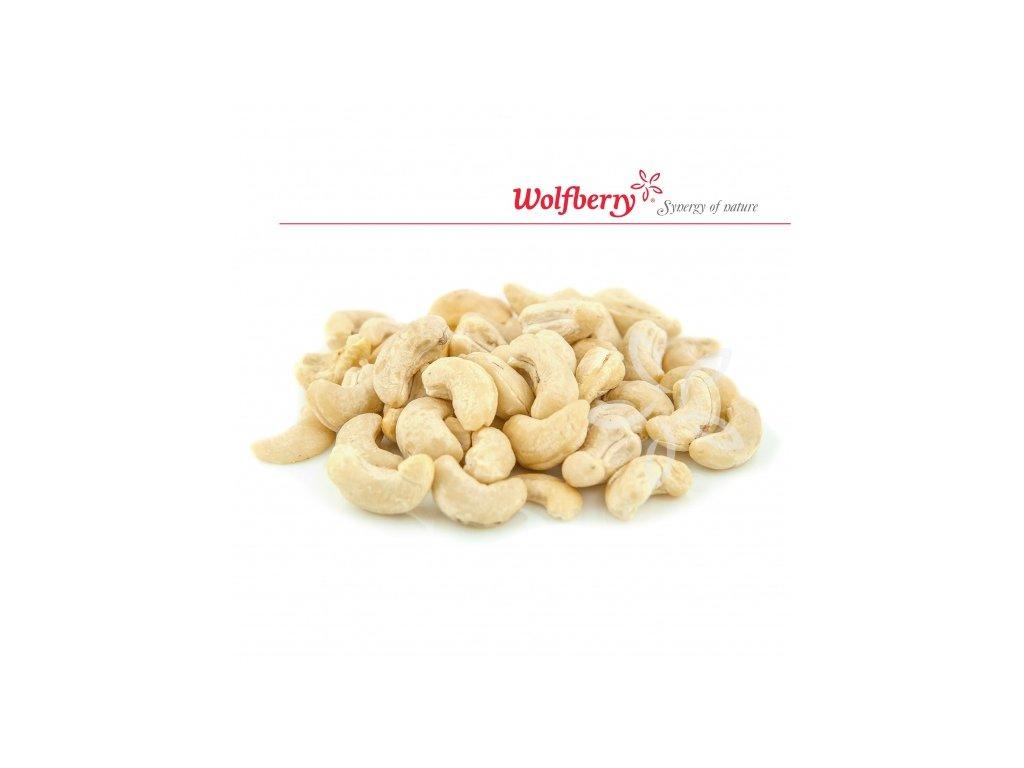 BIO Kešu ořechy 22,68Kg Wolfberry