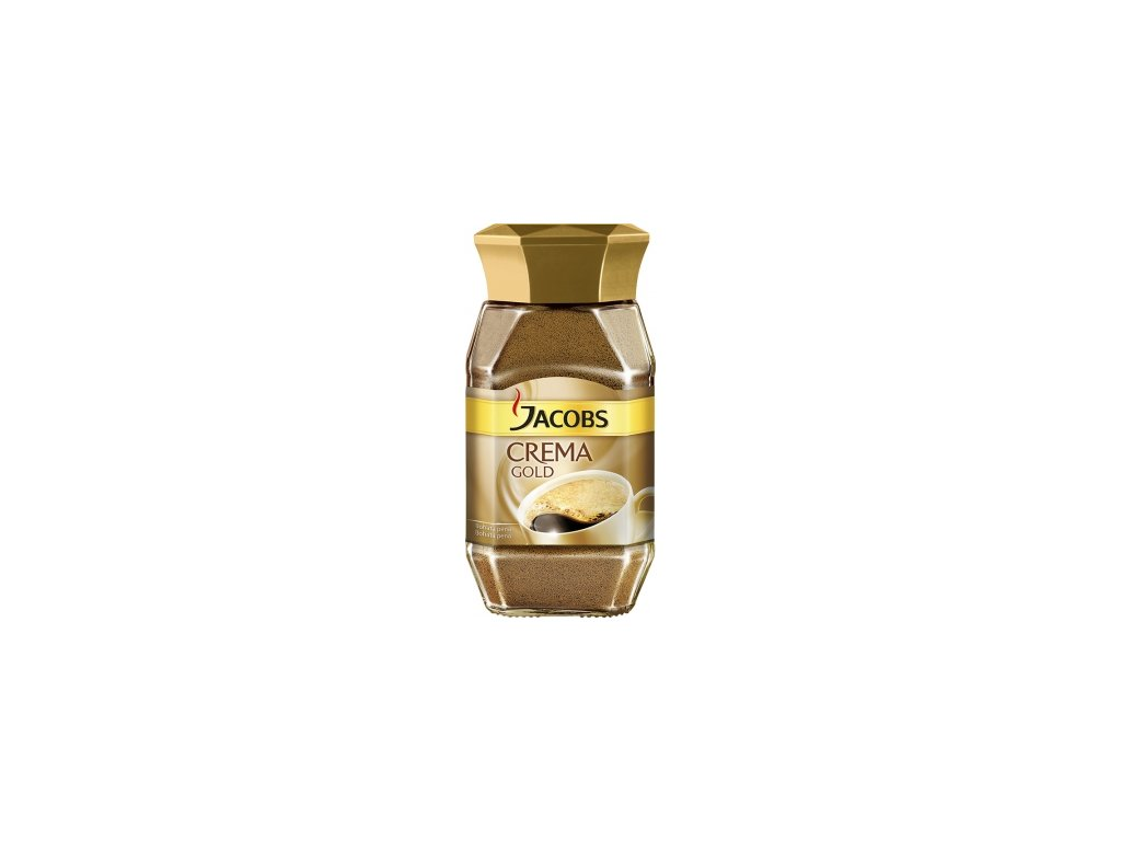 Káva Jacobs Crema gold in.100g