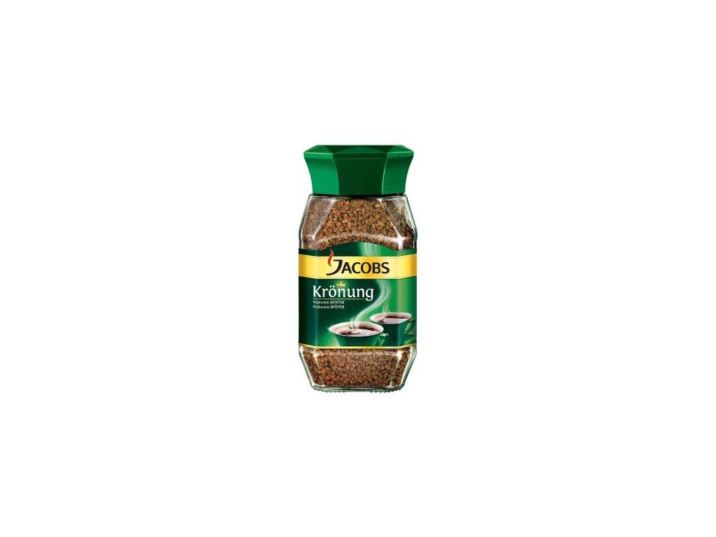 Káva Jacobs Kronung inst.100g