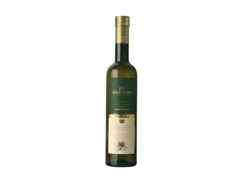 Miguel Torres Olivový olej Extra Virgin Olive Oil  El Silencio Arbequina 0,25l