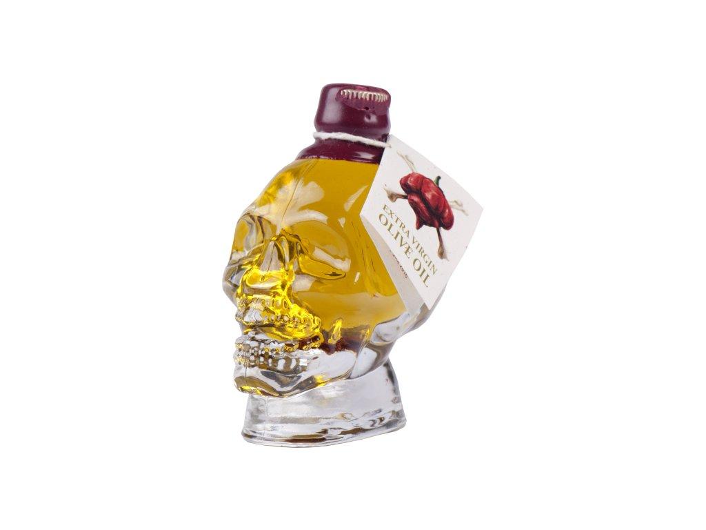 Panenský olivový olej Bhut Jolokia uzená 50ml