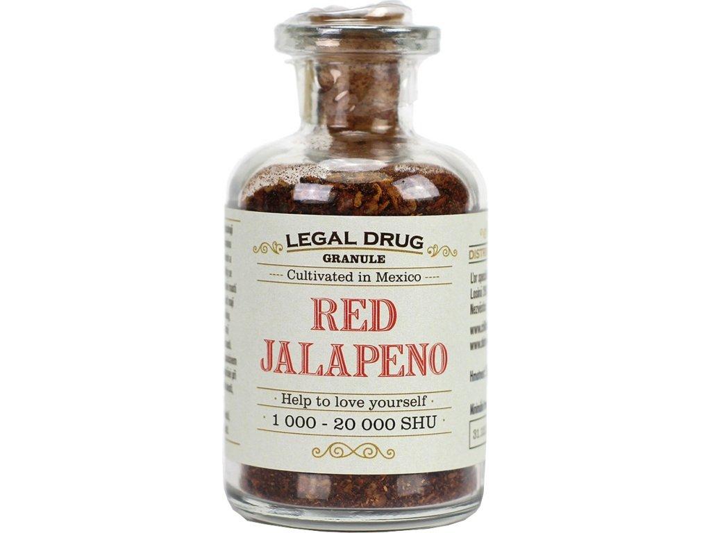 Koření chilli Red Jalapeňo granule 35g