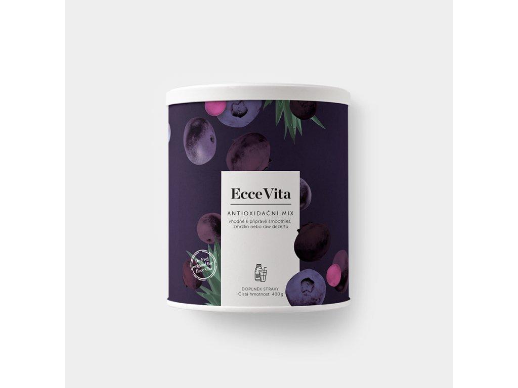 BIO Antioxidační Mix - směs pro přípravu smoothie 400g EcceVita