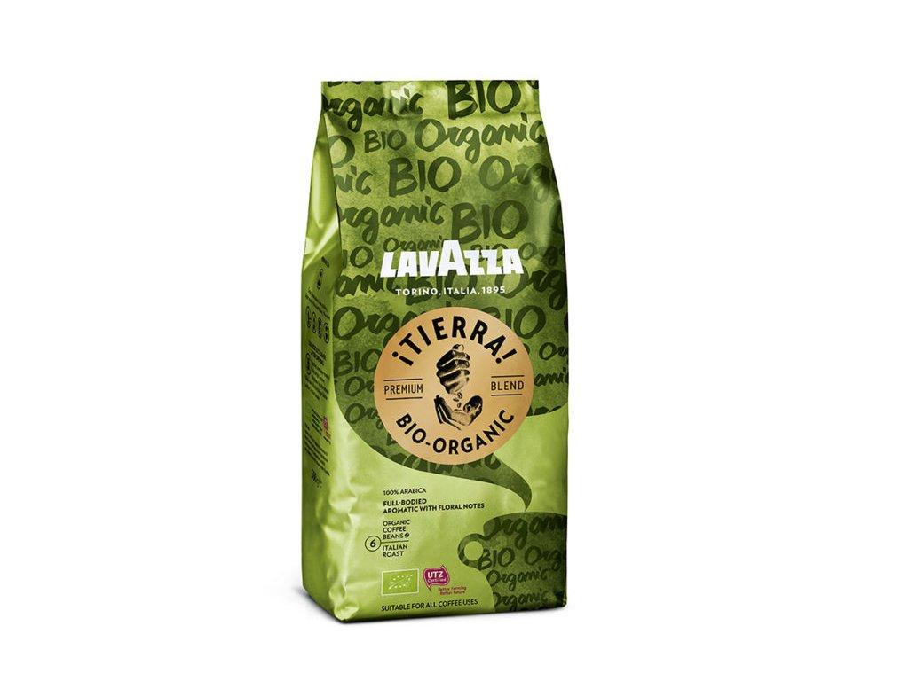 Káva Lavazza Tierra 1kg zrno