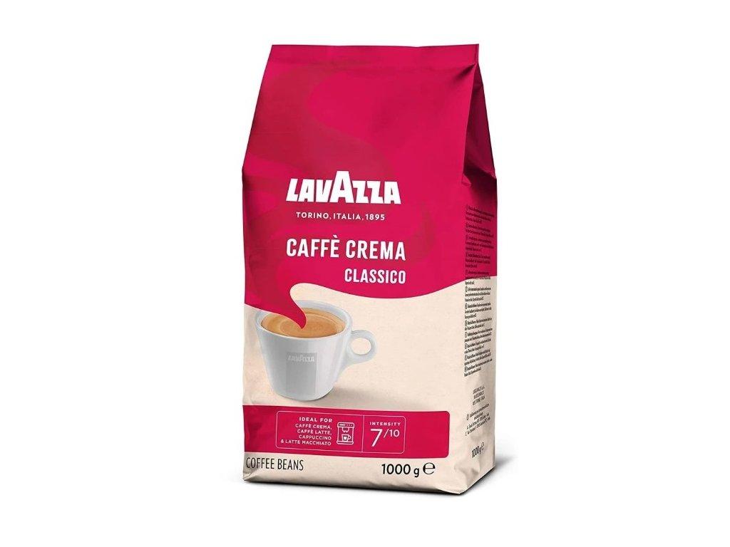Káva Lavazza Caffe Crema Classico 1kg zrno