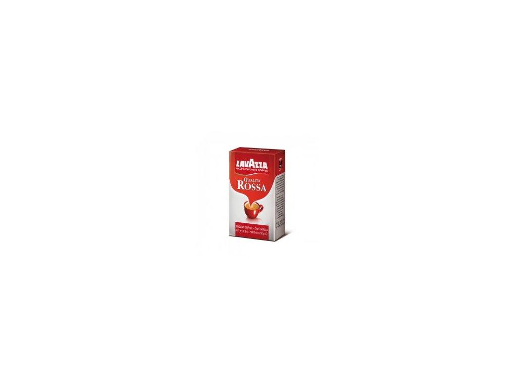 Káva Lavazza Qualita Rossa 250g mletá