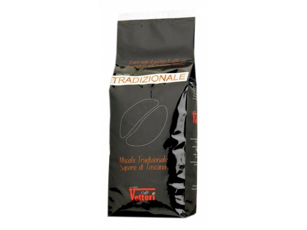 Káva Vettori Tradizionale 1kg zrno