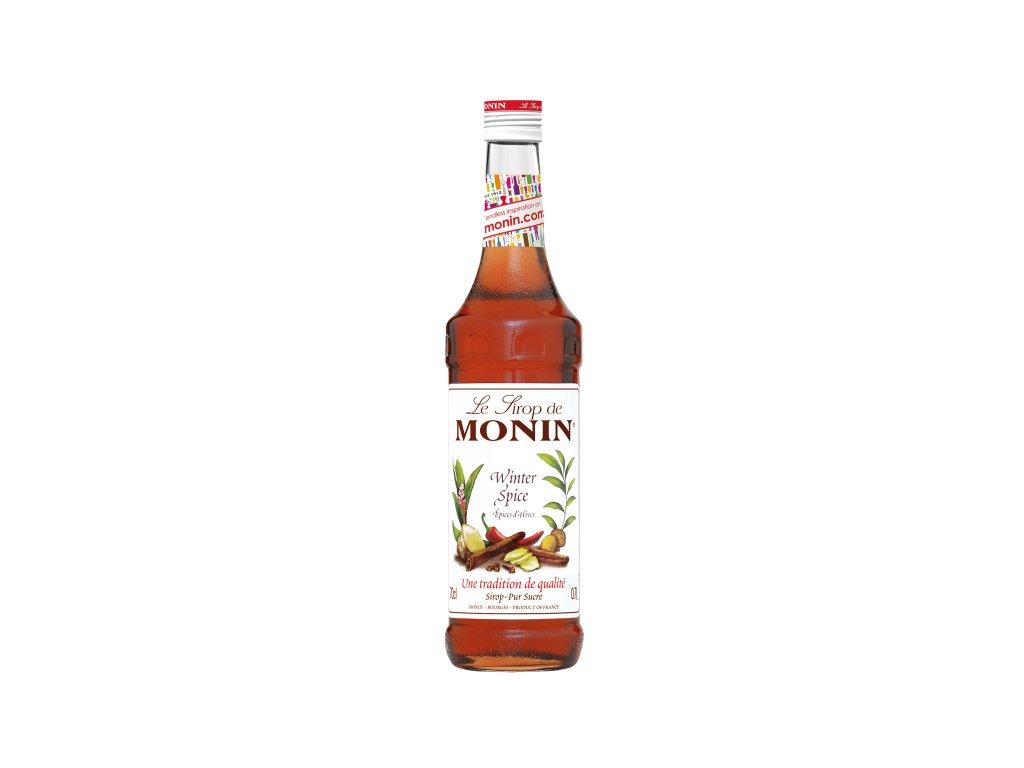Monin Winter Spice - Zimní koření  0,7 l