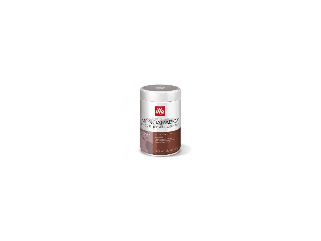 Káva Illy Monoarabica Guatemala zrnková 250g dóza