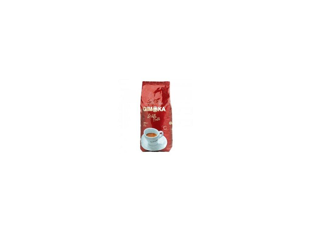 Káva Gimoka Gran Bar zrnková 1 Kg