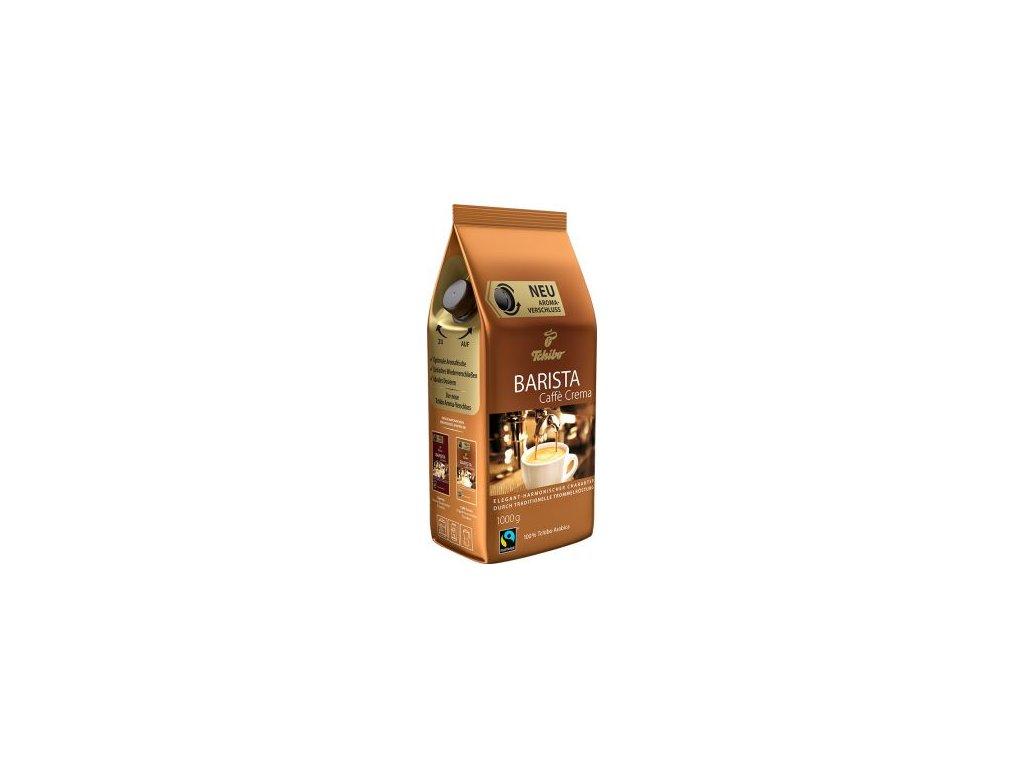 Tchibo Barista Caffe Crema - zrnková káva 1kg