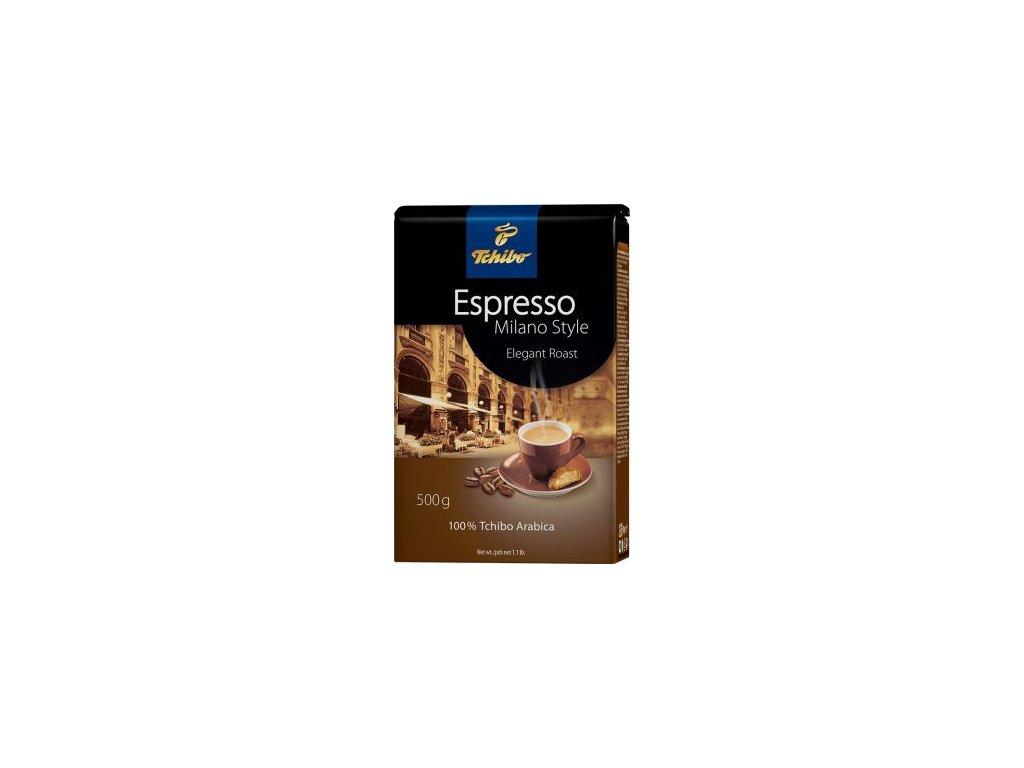 Tchibo Espresso Milano Style - zrnková káva 500g