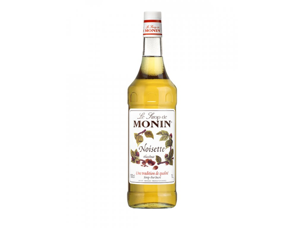Monin noisette - lískový oříšek 1 l