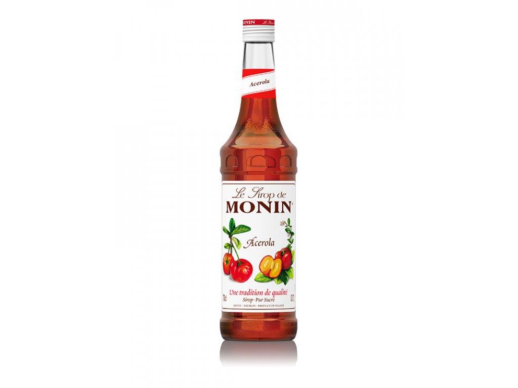 Monin Acerola Barbadoská třešeň 0,7l
