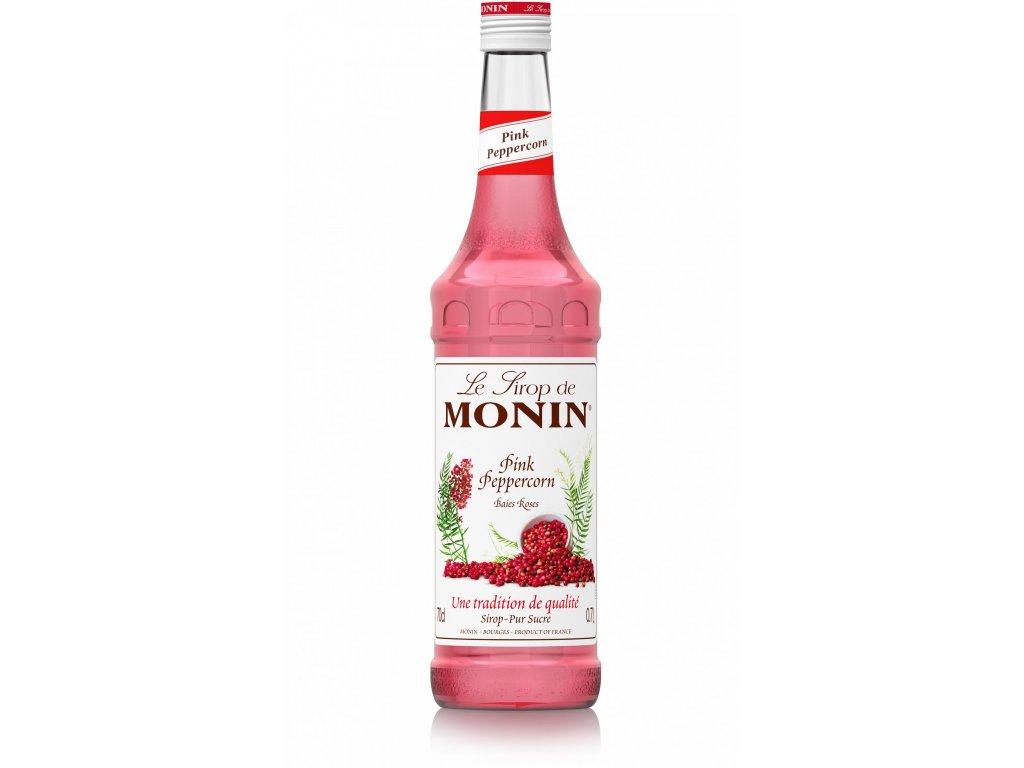 Monin Pink Peppercorn 0,7l