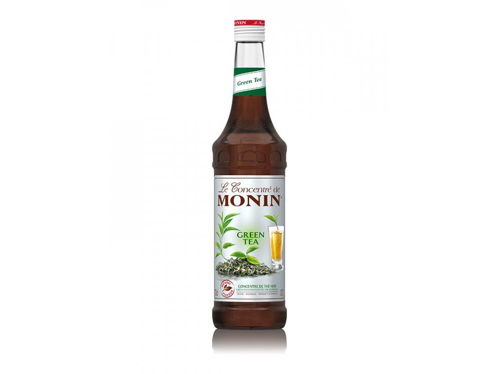 Monin green tea koncentrát 0,7l