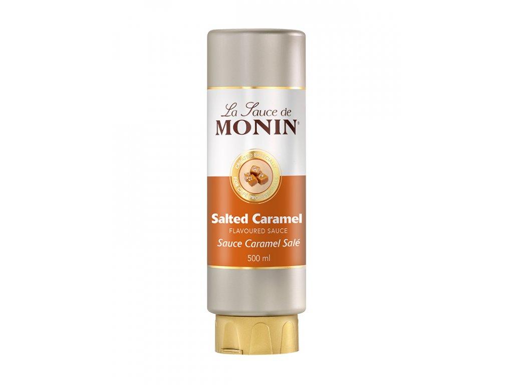 monin sauce salted caramel 0,5l