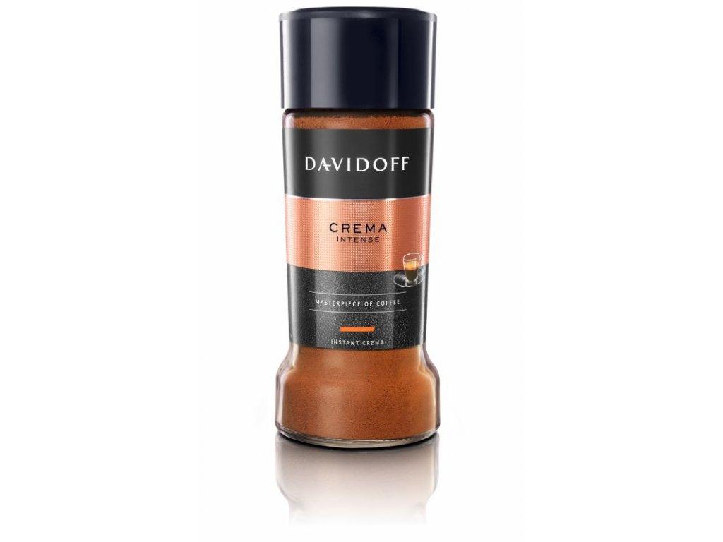 Káva Davidoff Cafe Crema Intense instantní káva 100g