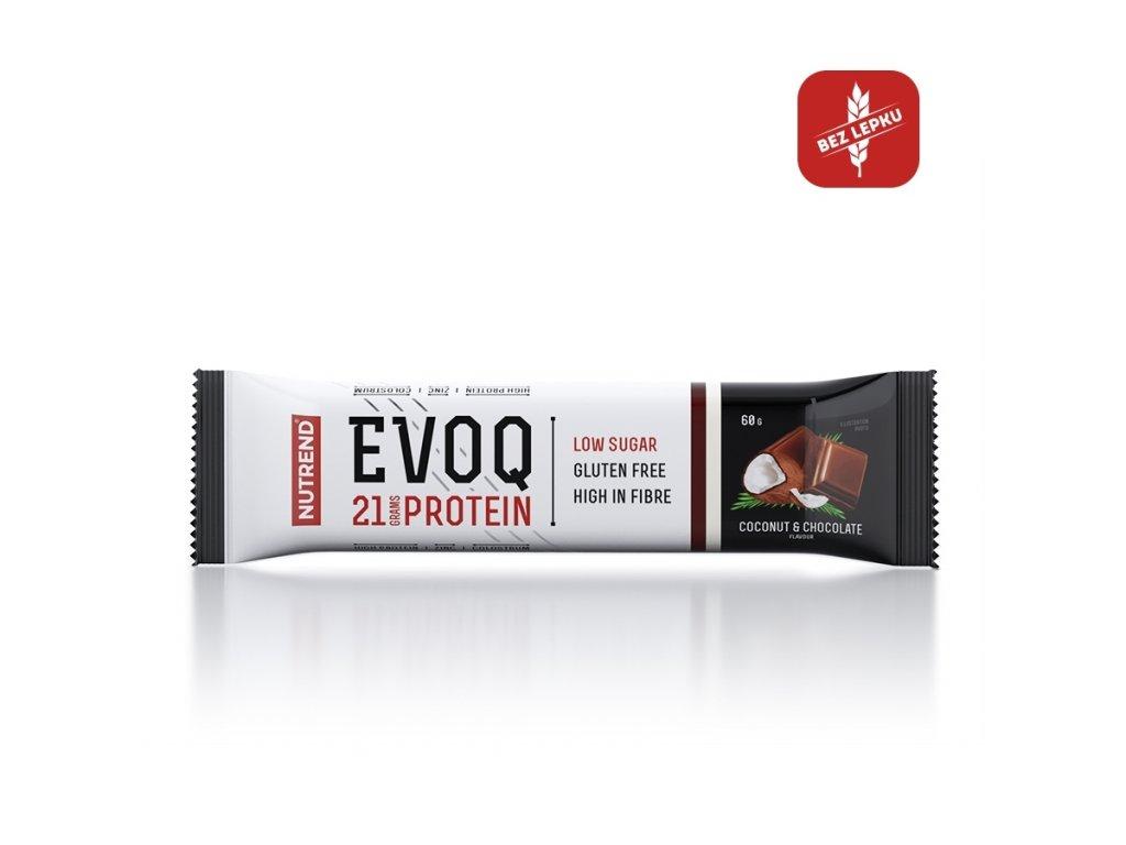 evoq bar coconut chocolate cz