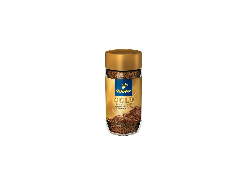 49295 tchibo gold selection instantni kava 200g