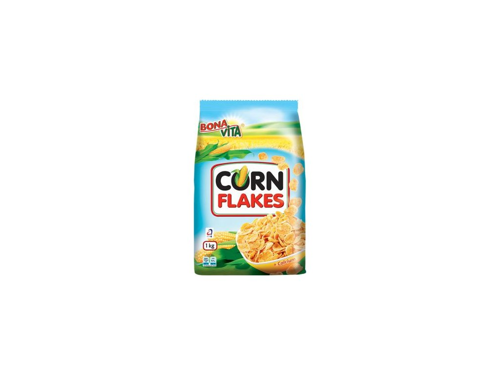 49427 cornflakes kukuricne lupinky taska 1kg bonavita