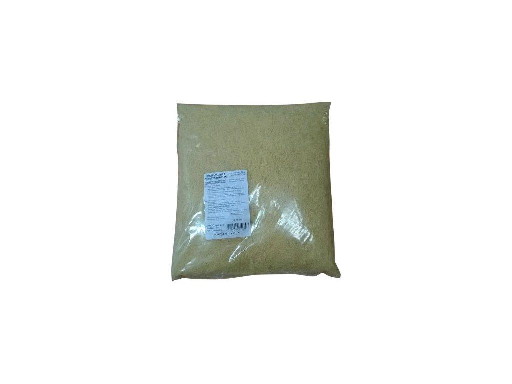 49628 testoviny vlasove nudle vajecne 5kg japavo