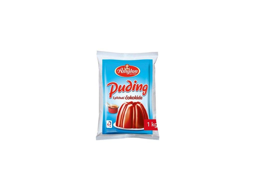 49682 pudink cokolada 1kg amylon