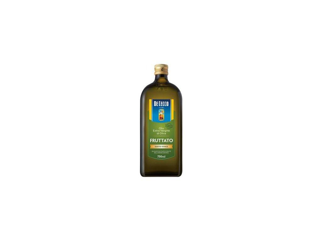 49973 fruttato olio extra vergine di oliva extra panensky olej ovocny 0 75l dececco