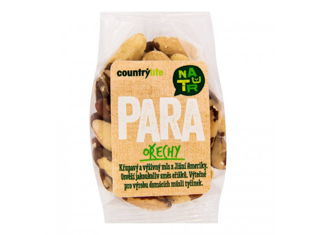 51545 para orechy 100 g country life
