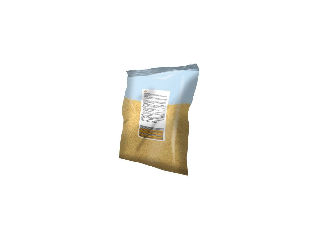Těstoviny nudle vlasové bezvaječné 5 Kg EUROPASTA