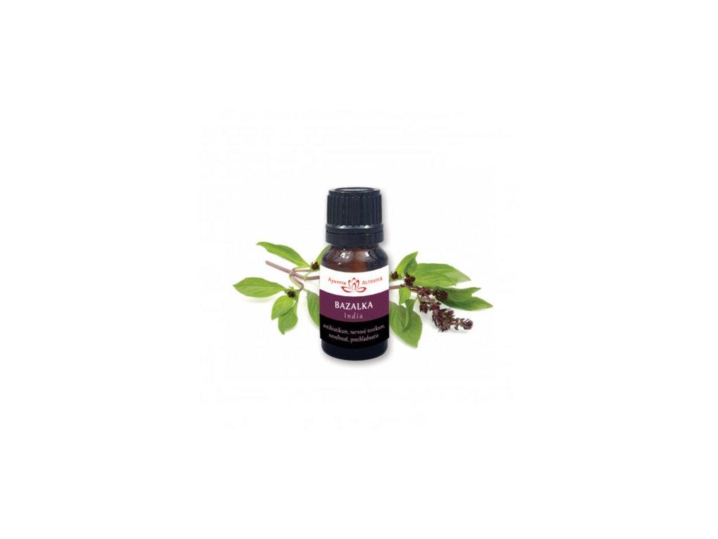 bazalka 100 esencialni olej 10 ml altevita