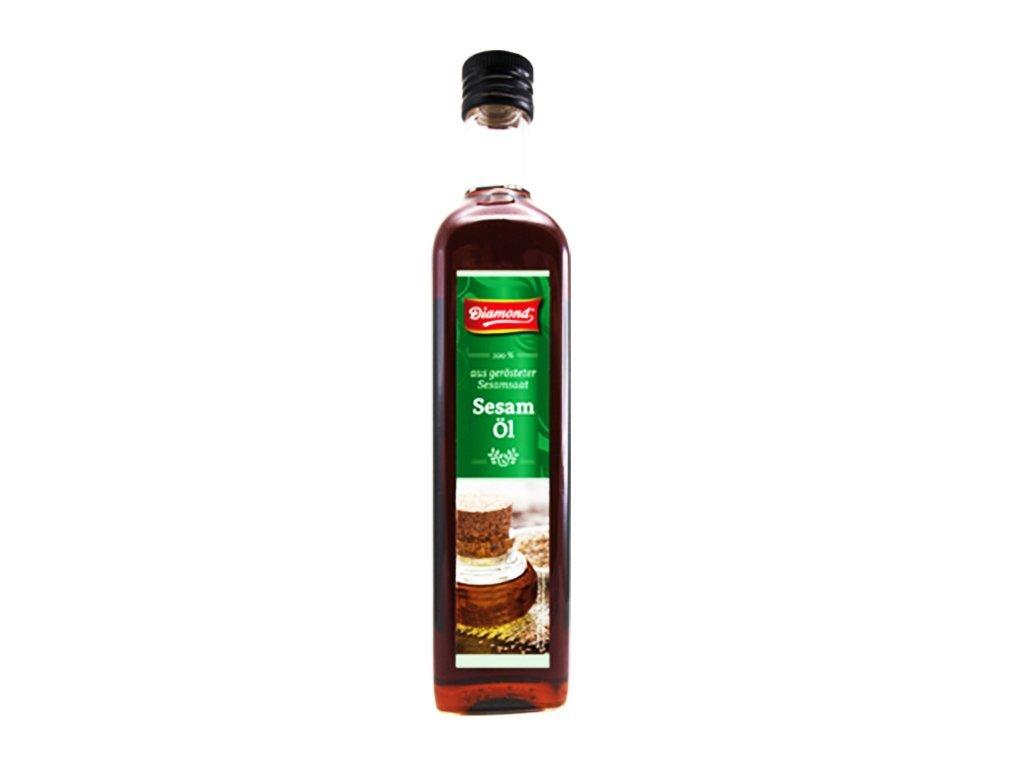 611 diamond olej z prazeneho sezamu 100 250ml