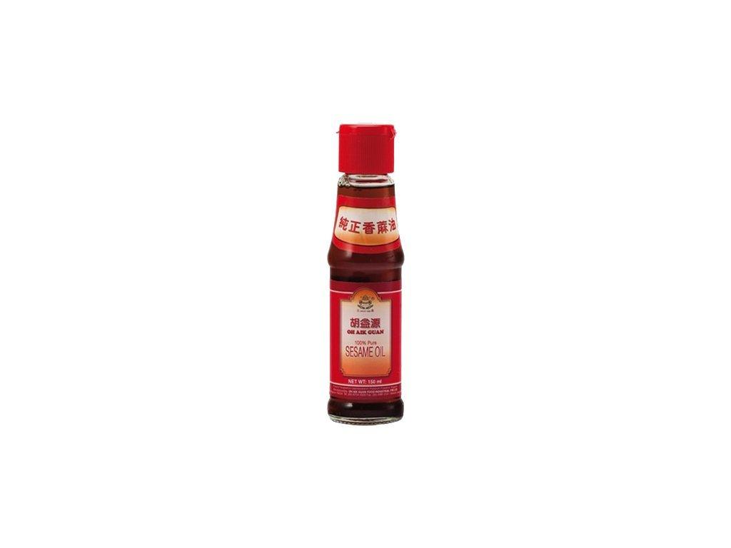 617 oh aik guan sezamovy olej 150ml