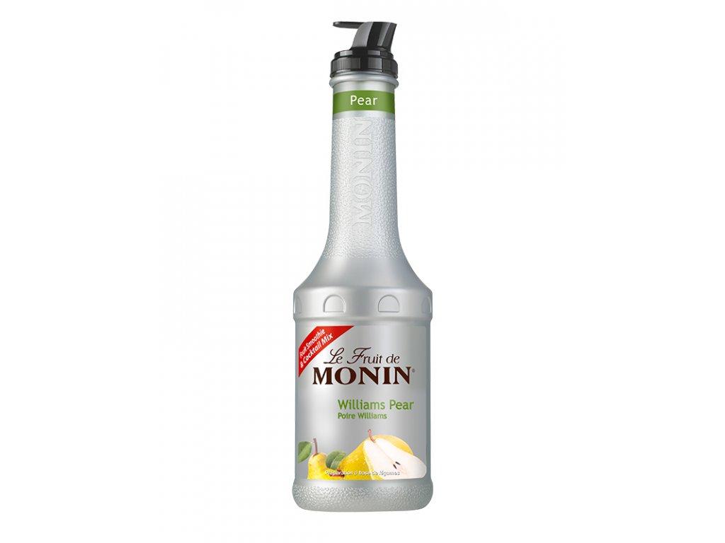 Monin puree hruška pyré hruška 1l