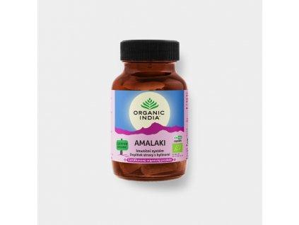 BIO Kapsle Amalaki 60 kapslí Organic India