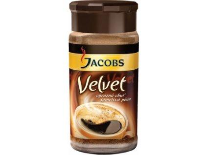 Káva Jacobs Velvet instantní 100g