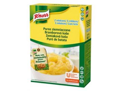 KNORR Bramborová kaše s mlékem 4kg