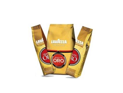 Káva Lavazza  Qualita Oro 1kg zrno