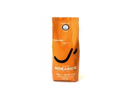 Káva Mokarico Columbia 1kg zrno