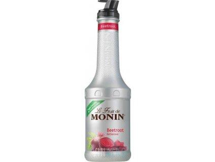 Monin Puree Beetroot 1 l - pyré červená řepa