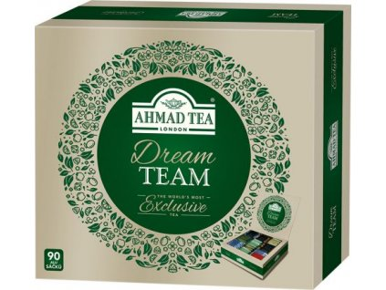 49355 caj dream team kolekce caju 90x2g ahmad tea