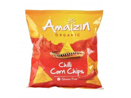 55685 chipsy kukuricne chilli 75 g bio amaizin