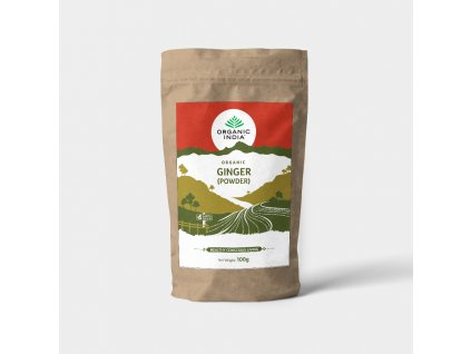 ginger powder predni